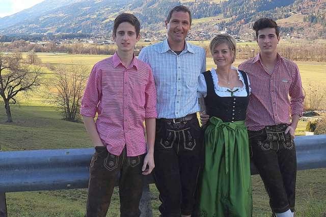 Familie Zippo vulgo Thaler - © www.urlaub-greifenburg.at