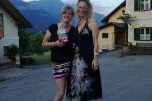 Von Corinna wurde ich wieder mit Tee eingedeckt. Danke dafürr! - © www.urlaub-greifenburg.at