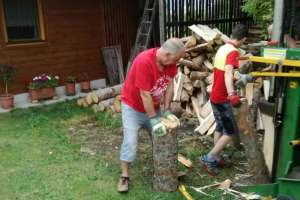 Wenn Not am Mann ist, ist Peter zur Stelle! - © www.urlaub-greifenburg.at