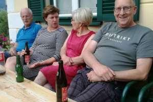 Holländische Gäste sind gerade eingetroffen! - © www.urlaub-greifenburg.at