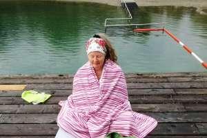 Neu in Greifenburg: Yoga am Badesse mit unserer Elfi. - © www.urlaub-greifenburg.at