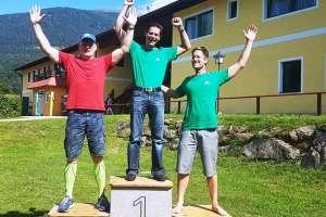 Siegerehrung beim Fliegercamp. Mein Gast Andreas hat den 3. Platz erreicht. Gratuliere! - © www.urlaub-greifenburg.at