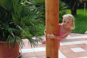 Die hübsche kleine Mira. - © www.urlaub-greifenburg.at