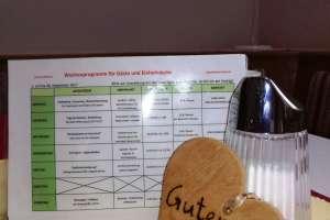 Das Wochenprogramm für unsere Gäste. - © www.urlaub-greifenburg.at