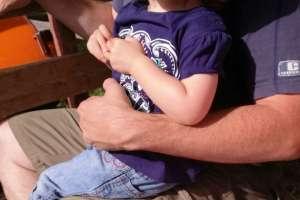 Anna ist sehr aufgeregt. - © www.urlaub-greifenburg.at