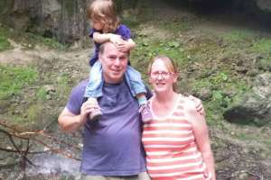 Eine ganz liebe Familie. - © www.urlaub-greifenburg.at