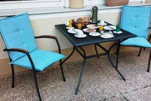Frühstück im Freien? - © www.urlaub-greifenburg.at