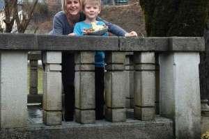 der kleine Fin hat sein Osternest gefunden. - © www.urlaub-greifenburg.at