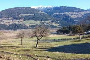 Herrlicher Ausblick! - © www.urlaub-greifenburg.at