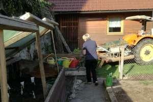 Die gute Seele das Hauses - unsere Oma! - © www.urlaub-greifenburg.at
