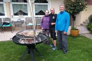 Vicky, Daniel Düsentrieb und Horst sind treue Stammgäste.  - © www.urlaub-greifenburg.at