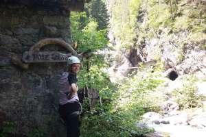 Endlich einmal Zeit zum Klettern! - © www.urlaub-greifenburg.at