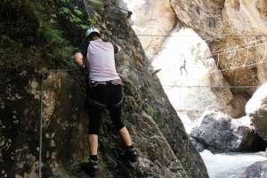 Klettern ist ein tolles Erlebnis! - © www.urlaub-greifenburg.at