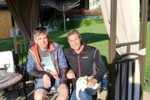 Mit Oliver haben wir schon einige nette Stunden verbracht. - © www.urlaub-greifenburg.at