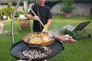 Es gibt asiatische Reispfanne! - © www.urlaub-greifenburg.at