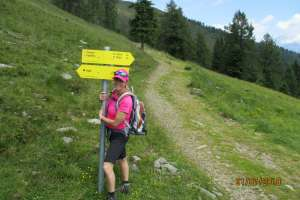 Wanderung auf den Stagor. - © www.urlaub-greifenburg.at