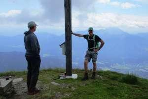 Ziel erreicht! 1.200 Höhenmeter zurückgelegt! - © www.urlaub-greifenburg.at