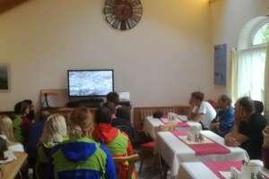 Vorträge und Besprechungen! - © www.urlaub-greifenburg.at