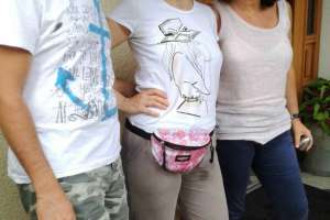 Andrea, Silivia und Lorena aus San Marino. - © www.urlaub-greifenburg.at