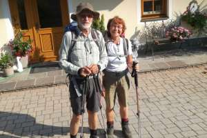 Weitwandern von Salzburg nach Triest liegt voll im Trend. - © www.urlaub-greifenburg.at