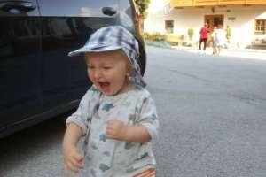 Immer lustig und gut drauf....so soll es sein. - © www.urlaub-greifenburg.at