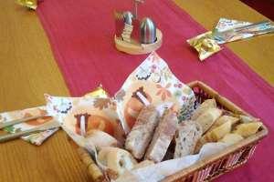 Der Tisch ist gedeckt! - © www.urlaub-greifenburg.at