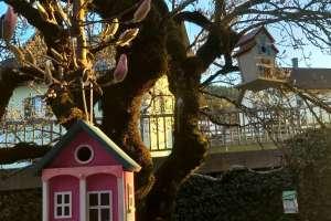 Überall nette Häuschen! - © www.urlaub-greifenburg.at