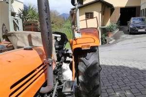 Schoki ist bereit für die Fahrt mit dem Traktor! - © www.urlaub-greifenburg.at