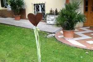 Unser idyllischer Garten! - © www.urlaub-greifenburg.at