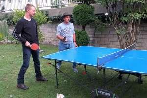 Eine Runde Tischtennis gefällig? - © www.urlaub-greifenburg.at
