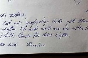 Solche Bewertungen erfreuen das Gastgeberherz! Danke Ihr Lieben! - © www.urlaub-greifenburg.at