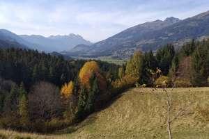 Wunderschönes Drautal im Herbst! - © www.urlaub-greifenburg.at