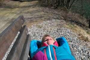 Entspannung am Fluss! - © www.urlaub-greifenburg.at