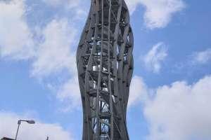 Pyramidenkogel - weltweit höchster Holzaussichtsturm! - © www.urlaub-greifenburg.at