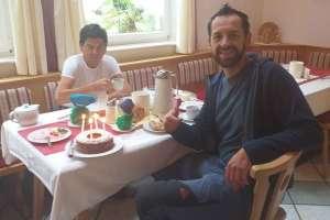 Geburtstagskuchen für ein Geburtstagskind, das keines ist! Wie peinlich! - © www.urlaub-greifenburg.at